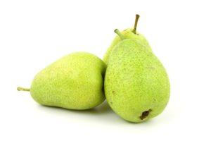 Fruits et légumes du mois de Septembre la poire