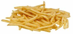 recette plaisir de frites maison allégées non grasses
