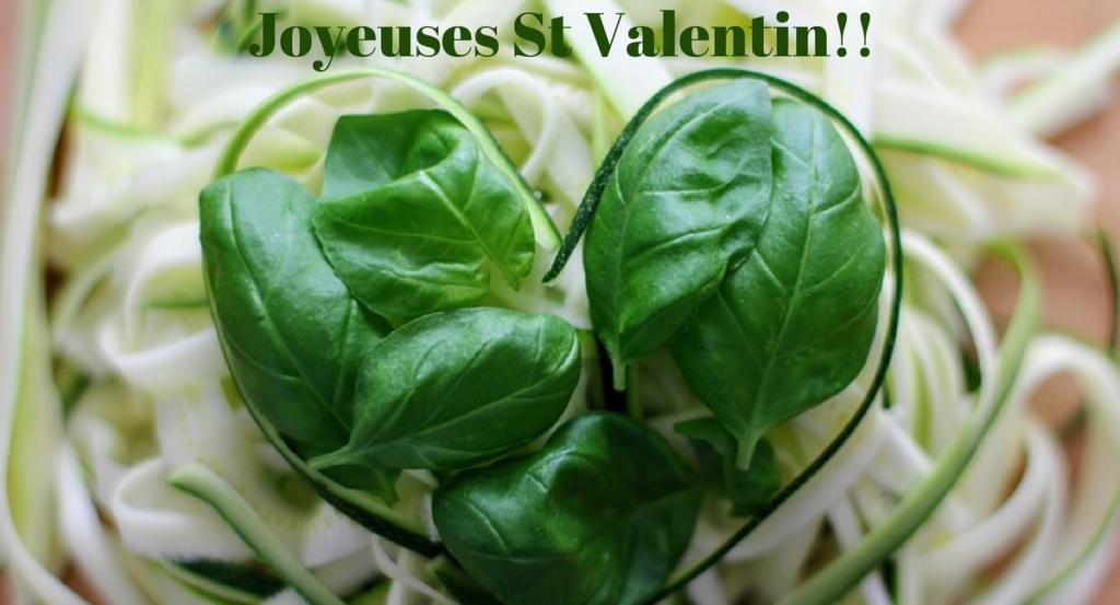Actualités: joyeuse St Valentin