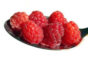 Les fruits et légumes du mois de juin les framboises