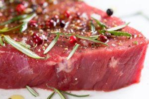 Recettes à base de viande